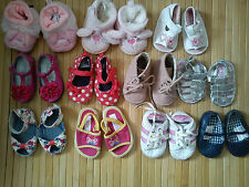 Huge  M&S NEXT UGG MATTEW WILL...11x bundle baby girl shoes boots 3/6 MTHS 0.6