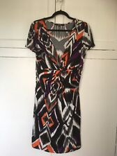 Gorgeous Ladies Star Julien Macdonald Short Sleeve Dress Size 16