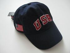 POLO RALPH LAUREN Men's Navy 2016 Olympic Team USA Sports Cap One Size