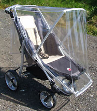 "Superior Framed RAINCOVER to fit ""SPECIAL TOMATO"" EIO Special Needs Pushchair"