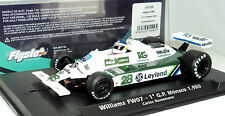 Fly 055106 Williams FW07 G.P. Monaco 1980 C. Reutemann   Brand New 1/32 Slot Car