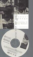 CD--PROMO--MANUEL ORTEGA--SWIMMING IN DEEP WATER