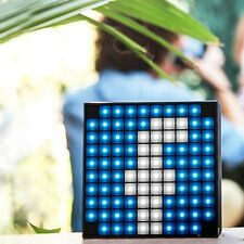 Divoom AuraBox LED Wireless Bluetooth Speaker Smart Pixel Art Lamp App Control
