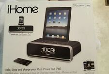 New iHome iD91 Universal Charge and Play Dock For iPhone, iPad or iPod