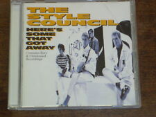 THE STYLE COUNCIL Here's some that got away CD