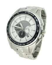 DKNY 3 Hand Chronograph Luxury Tachmeter Men's watch #NY1486