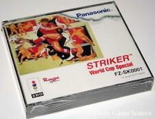 3DO VIDEOSPIEL/VIDEOGAME: # STRIKER - WORLD CUP SPECIAL # *NEUWARE/BRAND NEW!