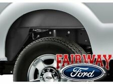 11 thru 16 Super Duty F250 F350 OEM Genuine Ford Parts Rear Wheel Well Liner Kit