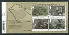 GREAT BRITAIN 2016 THE POST OFFICE AT WAR 1916 MINIATURE SHEET FINE USED