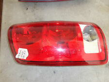 Driver Tail Light Lens 02 03 04 05 06 Dodge Ram Quad Cab 1500 4 Dr Pick Up OEM