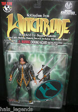 "NOTTINGHAM from WITCHBLADE. 6"" Figure. Top Cow/Sugita Susumu. New!"