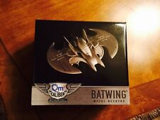 Quantum Mechanix Batwing Batman Metal Replica QMx