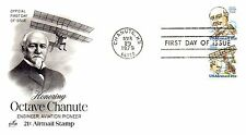 US FDC #C94a Chanute, ArtCraft