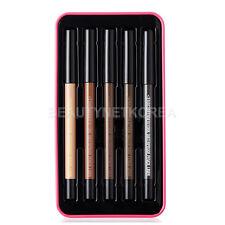 [MACQUEEN NEW YORK] Waterproof Pencil Gel Liner Set (5 Color) / Korea cosmetic