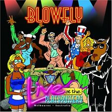 Blowfly - Live at the Platypussery [New CD]