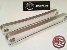 SR Lowering Bars Drag Aluminum Strut for Harley Davidson Ironhead Sportster