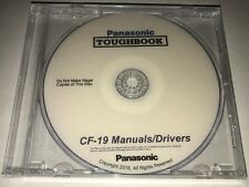 Panasonic Toughbook CF-18 Manuals / Drivers #1 RATED REPAIR TOOL!!