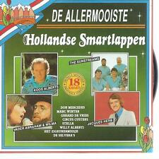 CD album DE ALLERMOOISTE HOLLANDSE SMARTLAPPEN -DON MERCEDES JACQUES HERB