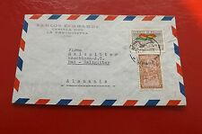 *Brief Beleg - Boliviennach Deutschland - Salzgitter 50-er Jahre (81)
