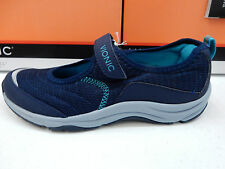 VIONIC WOMENS SHOES SUNSET ACTIVE WALKER NAVY SIZE 10