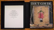 SIGNED - JEAN PAUL - TOUTE GOUDE LIMITED EDITION 1/50 W/PHOTOGRAPHIC PRINT FINE
