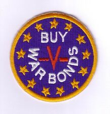 "WWII - BUY WAR BONDS ""Gold Stars"" (Reproduction)"