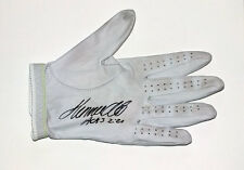 Hennie Otto, match-worn signed Srixon golf glove. COA.