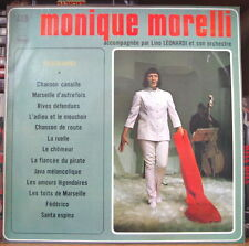 MONIQUE MORELLI/LINO LEONARDI  PROGRAMME FRENCH LP DISQUES ARION