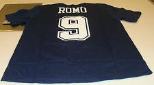 Dallas Cowboys Tony Romo Pride Name & Number L Shirt NFL Players Football