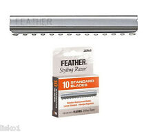 JATAI #F1-20-100 FEATHER HAIR  STYLING RAZOR  BLADES  10- PACK