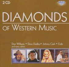 27825 // DOUBLE CD DIAMONDS OF WESTERN MUSIC NEUF BOITIER FELE