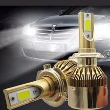 110W H7 COB CREE LED 20000LM Auto Car Headlights Kit Driving Bulbs Lamps 6000K