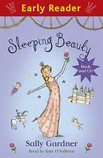 Sleeping Beauty by Sally Gardner - Early Reader Book and CD - New