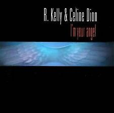 R. Kelly & Celine Dion / I'm Your Angel [CD Single slipocover] Jive Records !!!
