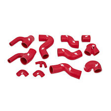 Mishimoto Silicone Turbo Hose Kit - Audi S4 / S6 B5 2.7 TT - Red