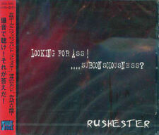 RUSHESTER - Looking for ass!Subconscousness - Japan CD - NEW