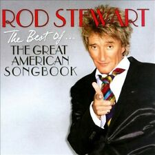 Best Of... The Great American Songbook by Rod Stewart (CD, 2011, J Records) New