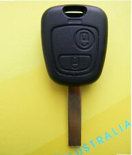Citroen Remote Key C3 C2 Button Remote Key Blank Shell 2 buttons replacement