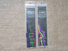 Hiya Hiya Knitting Cable Needles, set of 3