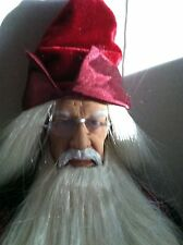 "Tonner Harry Potter 17""DOLL Figure Prof.Dumbledore Dressed w/Robe,Wand & Glasses"
