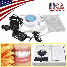 USA !! Dental Ultrasonic Piezo Scaler w/ EMS WOODPECKER Handpiece w/ 5*Tips SA