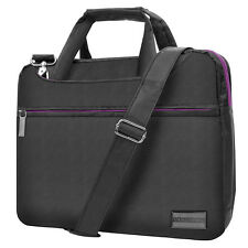 "Briefcase CrossBody 13"" Laptop Shoulder Messenger Carry Sleeve Case Bag Satchel"