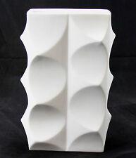 Große H.Fuchs Nr. 5093/25 Vase Bisquitporzellan Hutschenreuther 60er