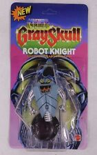 He-Man Masters Of The Universe Powers Of Grayskull ROBOT KNIGHT Custom - Open
