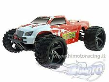 MACCHINA RADIOCOMANDATA MONSTER OFF-ROAD ELETTRICO BRUSHLESS 1:18 4WD RTR HIMOTO