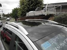 PEUGEOT 308 ROOF RAILS T7 SILVER FRONT TO BACK 09/07- 15