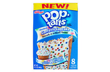 Frosted Confetti Cupcake Pop-Tarts