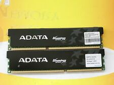 ADATA GAMING 8GB (2X 4GB) DDR3 PC3-12800 1600 MHz 240-pin NON ECC DESKTOP MEMORY