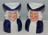 Wood & Sons - A Pair of large Ralph Enoch Toby/Character Jugs - vgc