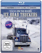 Ice Road Truckeres Trucks on the Rocks Das Orginal Blueray Neu+in Folie